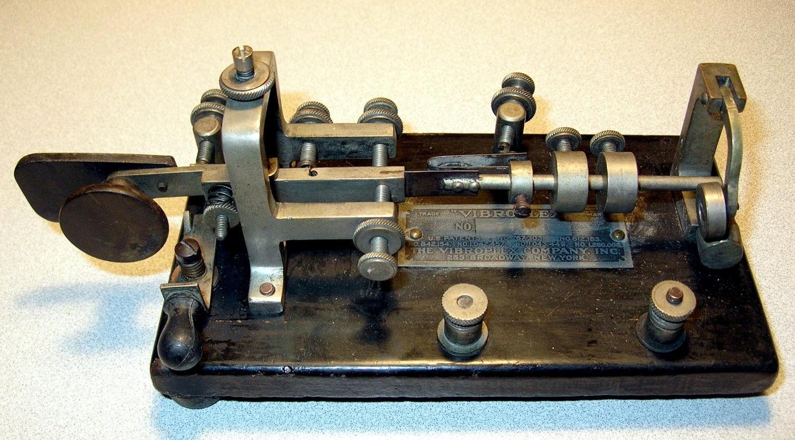 1920 Vibroplex Original -