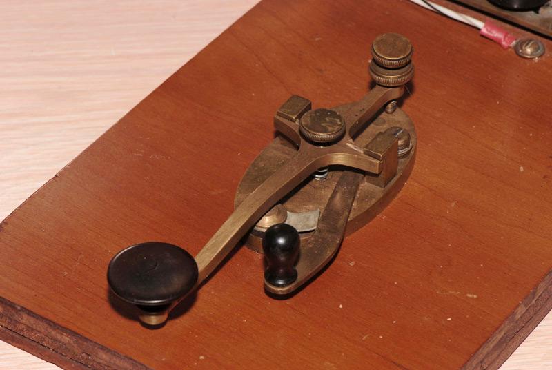 E.S. Greeley 'Victor' Key - 1887